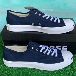 CONVERSE JACK PURCELL OX OBSIDIAN/WHITE/BLACK MEN'